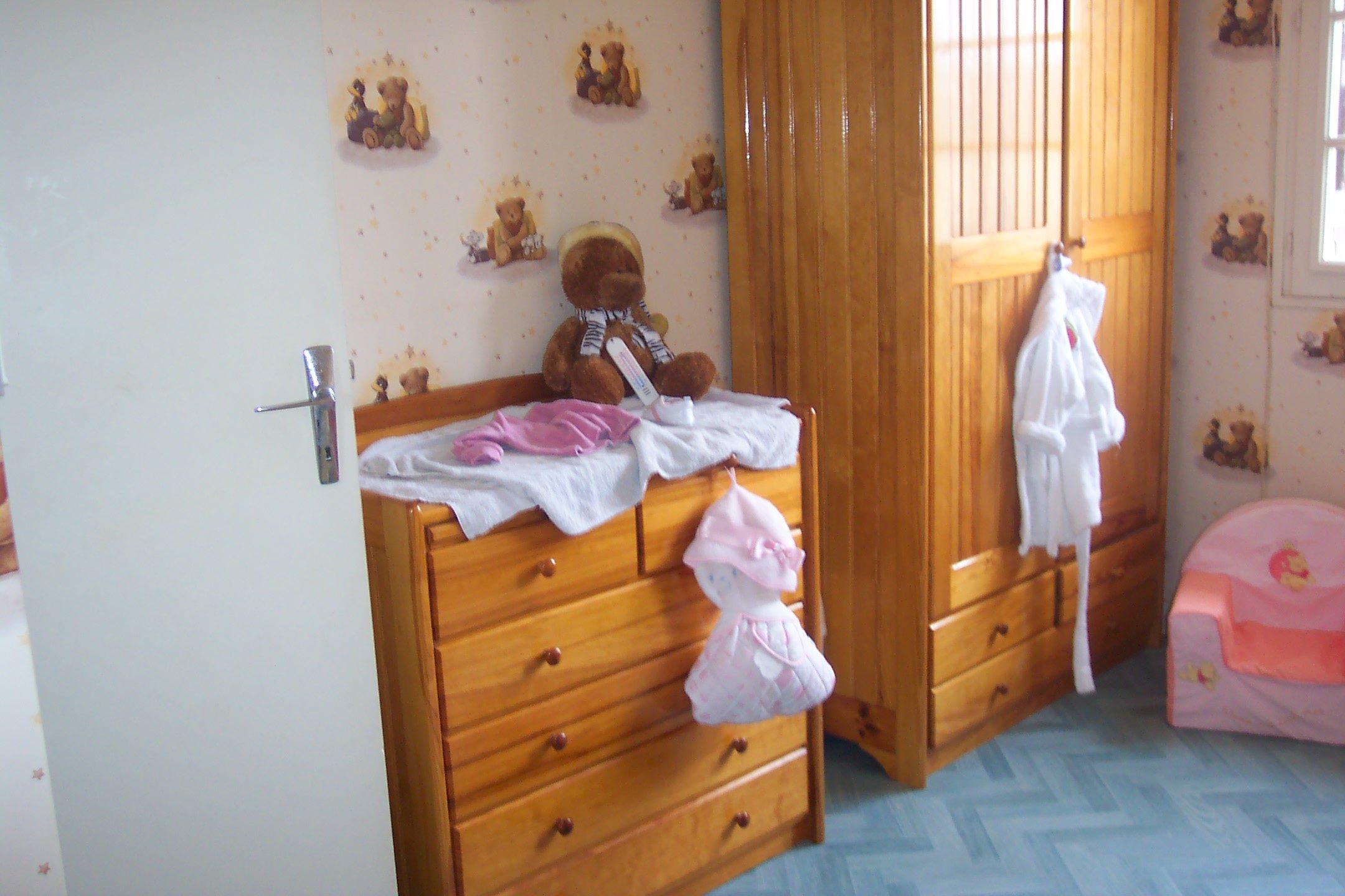 La chambre de bébé at la vie d'une mouflette ordinaire